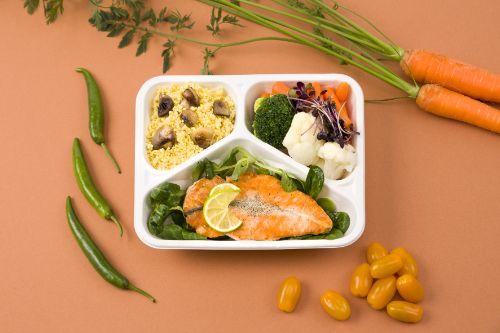 Dieta bez mięsa, catering wegetariański